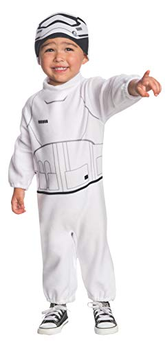 コスプレ衣装 コスチューム スターウォーズ メンズ・レディース・キッズ 510191 Rubie's Costume Boys Star Wars VII: The Force Awakens Stormtrooper Costume, Multicolor, 4Tコスプレ衣装 コスチューム スターウォーズ メンズ・レディース・キッズ 510191