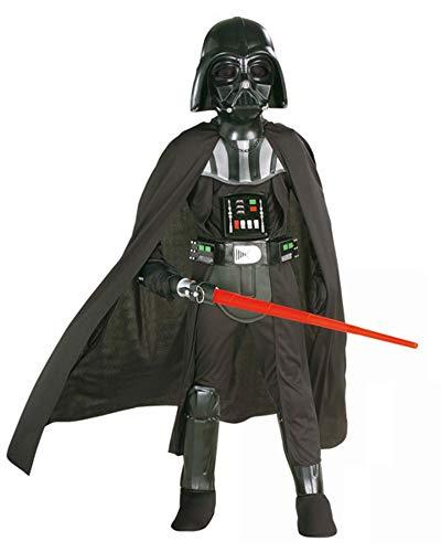 コスプレ衣装 コスチューム スターウォーズ メンズ・レディース・キッズ 【送料無料】Kid's Deluxe Darth Vader Star Wars Costumeコスプレ衣装 コスチューム スターウォーズ メンズ・レディース・キッズ
