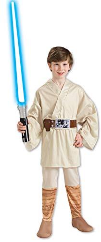 コスプレ衣装 コスチューム スターウォーズ メンズ・レディース・キッズ 883159M Star Wars Classic Luke Skywalker Child Costume Size: Medium (US sizes 8-10, For 5-7 years)コスプレ衣装 コスチューム スターウォーズ メンズ・レディース・キッズ 883159M