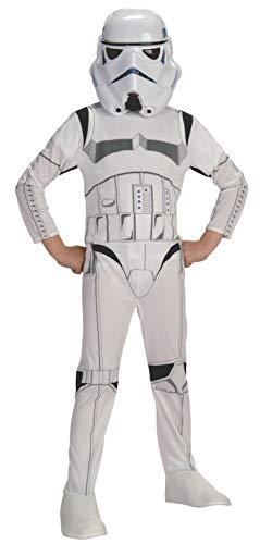 コスプレ衣装 コスチューム スターウォーズ メンズ・レディース・キッズ 883034S Star Wars Classic Stormtrooper Child Costume, Smallコスプレ衣装 コスチューム スターウォーズ メンズ・レディース・キッズ 883034S