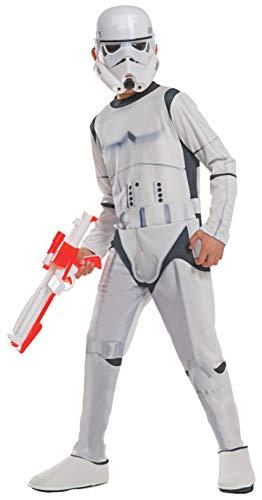 コスプレ衣装 コスチューム スターウォーズ メンズ・レディース・キッズ 610700 Rubie's Costume Star Wars Classic Photo-Real Stormtrooper Child Costume, Smallコスプレ衣装 コスチューム スターウォーズ メンズ・レディース・キッズ 610700