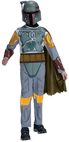 コスプレ衣装 コスチューム スターウォーズ メンズ・レディース・キッズ 883036M 【送料無料】Star Wars Child's Boba Fett Costume, Mediumコスプレ衣装 コスチューム スターウォーズ メンズ・レディース・キッズ 883036M