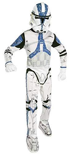コスプレ衣装 コスチューム スターウォーズ メンズ・レディース・キッズ 882010S Star Wars Child's Clone Trooper Costume, Small (4 - 6)コスプレ衣装 コスチューム スターウォーズ メンズ・レディース・キッズ 882010S