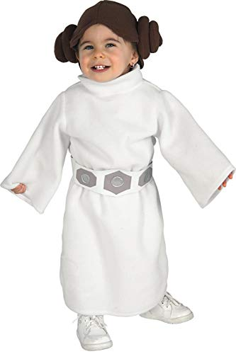コスプレ衣装 コスチューム スターウォーズ メンズ・レディース・キッズ 888135TODD Rubie's Star Wars Princess Leia Romper, White, 1-2 yearsコスプレ衣装 コスチューム スターウォーズ メンズ・レディース・キッズ 888135TODD