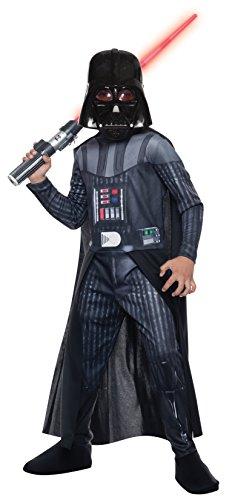 コスプレ衣装 コスチューム スターウォーズ メンズ・レディース・キッズ 610699 Rubie's Costume Star Wars Classic Darth Vader Child Costume, Largeコスプレ衣装 コスチューム スターウォーズ メンズ・レディース・キッズ 610699