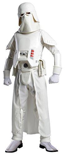 コスプレ衣装 コスチューム スターウォーズ メンズ・レディース・キッズ 886847S Star Wars Child Deluxe Snowtrooper Costumeコスプレ衣装 コスチューム スターウォーズ メンズ・レディース・キッズ 886847S