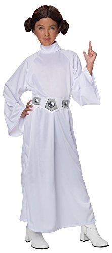 コスプレ衣装 コスチューム スターウォーズ メンズ・レディース・キッズ 883062S Star Wars Child's Deluxe Princess Leia Costume, Smallコスプレ衣装 コスチューム スターウォーズ メンズ・レディース・キッズ 883062S