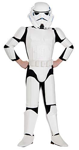 コスプレ衣装 コスチューム スターウォーズ メンズ・レディース・キッズ 884895_L 【送料無料】Rubies Star Wars Rebels Deluxe Imperial Stormtrooper Costume, Child Largeコスプレ衣装 コスチューム スターウォーズ メンズ・レディース・キッズ 884895_L