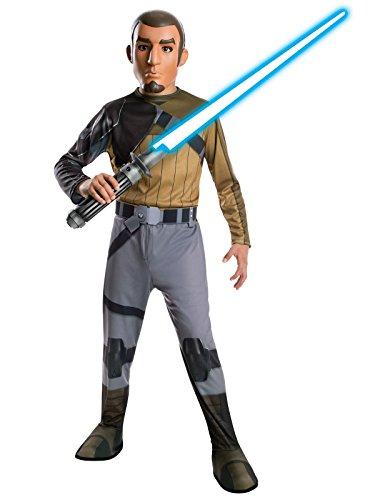 コスプレ衣装 コスチューム スターウォーズ メンズ・レディース・キッズ 884871_L Rubie's Star Wars Rebels Kanan Costume, Child Largeコスプレ衣装 コスチューム スターウォーズ メンズ・レディース・キッズ 884871_L