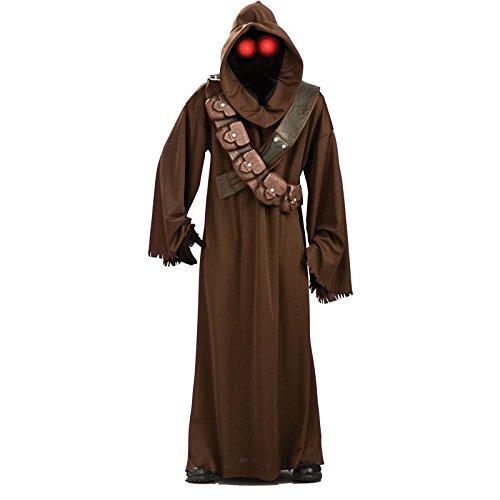 コスプレ衣装 コスチューム スターウォーズ メンズ・レディース・キッズ 889311 【送料無料】Rubie's Men's Star Wars Jawa Costume, Brown, Extra-Largeコスプレ衣装 コスチューム スターウォーズ メンズ・レディース・キッズ 889311