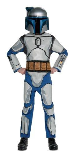 コスプレ衣装 コスチューム スターウォーズ メンズ・レディース・キッズ 883023S Star Wars Child's Jango Fett Costume, Smallコスプレ衣装 コスチューム スターウォーズ メンズ・レディース・キッズ 883023S