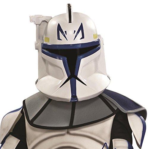 コスプレ衣装 コスチューム スターウォーズ メンズ・レディース・キッズ 4530 【送料無料】Rubies Star Wars Clone Wars Clonetrooper Rex Child's Mask (2-Piece)コスプレ衣装 コスチューム スターウォーズ メンズ・レディース・キッズ 4530