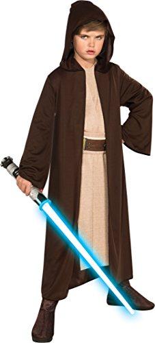 コスプレ衣装 コスチューム スターウォーズ メンズ・レディース・キッズ 882024M Rubies Star Wars Classic Child's Hooded Jedi Robe, Mediumコスプレ衣装 コスチューム スターウォーズ メンズ・レディース・キッズ 882024M