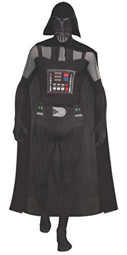 コスプレ衣装 コスチューム スターウォーズ メンズ・レディース・キッズ 880978XL Rubie's Men's Star Wars 2nd Skin, Darth Vader, X-Largeコスプレ衣装 コスチューム スターウォーズ メンズ・レディース・キッズ 880978XL