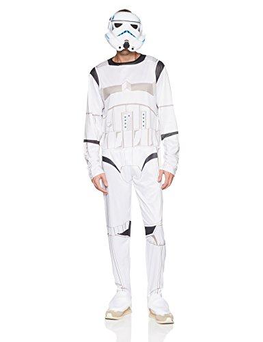 コスプレ衣装 コスチューム スターウォーズ メンズ・レディース・キッズ 888571 Rubie's Star Wars Stormtrooper Costume, As Shown, Extra-Largeコスプレ衣装 コスチューム スターウォーズ メンズ・レディース・キッズ 888571