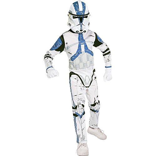 コスプレ衣装 コスチューム スターウォーズ メンズ・レディース・キッズ 155651 【送料無料】Clone Trooper Costume - Medium by Rubie'sコスプレ衣装 コスチューム スターウォーズ メンズ・レディース・キッズ 155651