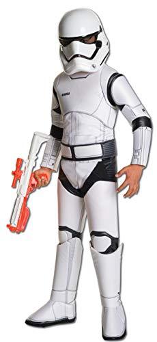 コスプレ衣装 コスチューム スターウォーズ メンズ・レディース・キッズ 620094 【送料無料】Star Wars: The Force Awakens Child's Super Deluxe Stormtrooper Costume, Mediumコスプレ衣装 コスチューム スターウォーズ メンズ・レディース・キッズ 620094