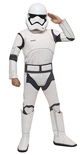 コスプレ衣装 コスチューム スターウォーズ メンズ・レディース・キッズ 620299_L 【送料無料】Star Wars VII: The Force Awakens Deluxe Child's Stormtrooper Costume and Mask,コスプレ衣装 コスチューム スターウォーズ メンズ・レディース・キッズ 620299_L