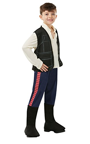 コスプレ衣装 コスチューム スターウォーズ メンズ・レディース・キッズ 883160_L Rubie's Star Wars Classic Child's Deluxe Han Solo Costume, Largeコスプレ衣装 コスチューム スターウォーズ メンズ・レディース・キッズ 883160_L