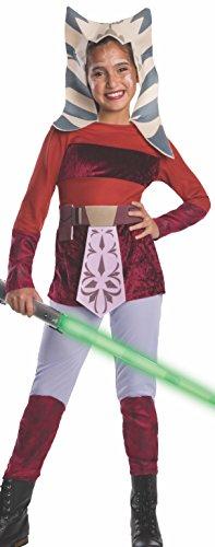 コスプレ衣装 コスチューム スターウォーズ メンズ・レディース・キッズ 883198S Star Wars Clone Wars Child's Ahsoka Costume, Smallコスプレ衣装 コスチューム スターウォーズ メンズ・レディース・キッズ 883198S