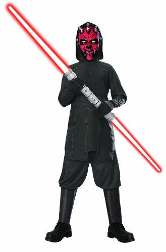 コスプレ衣装 コスチューム スターウォーズ メンズ・レディース・キッズ 18657M 【送料無料】Star Wars Child's Darth Maul Costume, Mediumコスプレ衣装 コスチューム スターウォーズ メンズ・レディース・キッズ 18657M