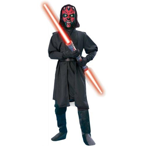 コスプレ衣装 コスチューム スターウォーズ メンズ・レディース・キッズ 10515L Star Wars Child's Deluxe Darth Maul Costume, Largeコスプレ衣装 コスチューム スターウォーズ メンズ・レディース・キッズ 10515L
