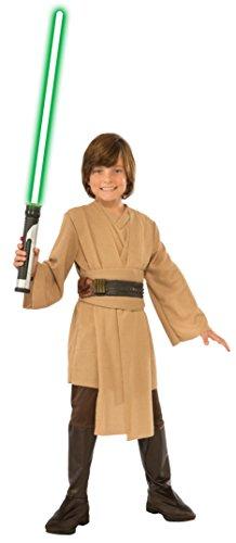 コスプレ衣装 コスチューム スターウォーズ メンズ・レディース・キッズ 883318_L 【送料無料】Star Wars Jedi Deluxe Child Costume, Largeコスプレ衣装 コスチューム スターウォーズ メンズ・レディース・キッズ 883318_L