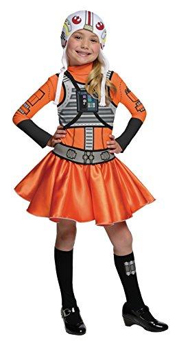コスプレ衣装 コスチューム スターウォーズ メンズ・レディース・キッズ 886848M Star Wars X-Wing Fighter Costume Dress, Mediumコスプレ衣装 コスチューム スターウォーズ メンズ・レディース・キッズ 886848M