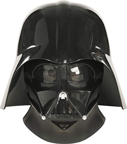 コスプレ衣装 コスチューム スターウォーズ メンズ・レディース・キッズ 0082686041997 Star Wars: Super Deluxe Darth Vader Mask and Helmetコスプレ衣装 コスチューム スターウォーズ メンズ・レディース・キッズ 0082686041997