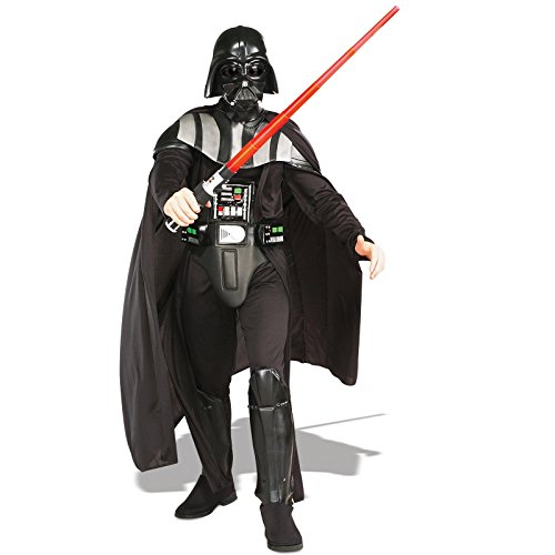 コスプレ衣装 コスチューム スターウォーズ メンズ・レディース・キッズ Deluxe Darth Vader Adult Costume - X-Largeコスプレ衣装 コスチューム スターウォーズ メンズ・レディース・キッズ
