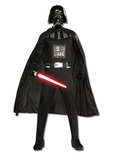 コスプレ衣装 コスチューム スターウォーズ メンズ・レディース・キッズ 888003STD Rubie's Star Wars Complete Darth Vader, Black, Standardコスプレ衣装 コスチューム スターウォーズ メンズ・レディース・キッズ 888003STD