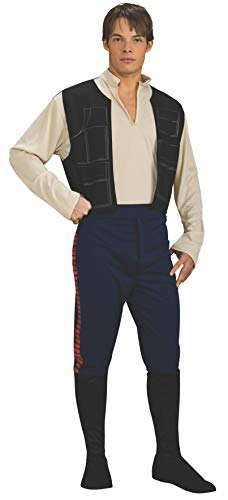 コスプレ衣装 コスチューム スターウォーズ メンズ・レディース・キッズ 888738 【送料無料】Rubie's Star Wars Han Solo, Multicolored, One Size Costumeコスプレ衣装 コスチューム スターウォーズ メンズ・レディース・キッズ 888738