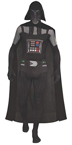 無料ラッピングでプレゼントや贈り物にも 逆輸入並行輸入送料込 コスプレ衣装 コスチューム 35%OFF スターウォーズ メンズ レディース キッズ 880978M 送料無料 Mediumコスプレ衣装 Wars Men's 買い取り Rubie's Vader Star Skin 2nd Darth