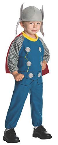 コスプレ衣装 コスチューム その他 620013 Rubie's Marvel Super Hero Adventure's Fleece Costume, Thor, Toddlerコスプレ衣装 コスチューム その他 620013