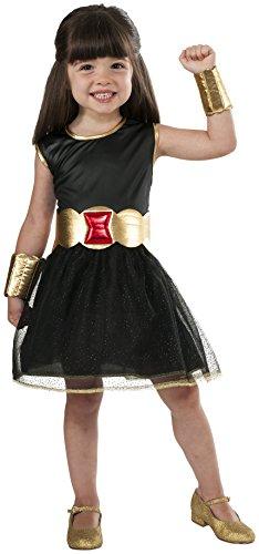 コスプレ衣装 コスチューム その他 510049_TODD Rubie's Marvel Universe Child's Black Widow Costume Tutu Dress, Toddlerコスプレ衣装 コスチューム その他 510049_TODD