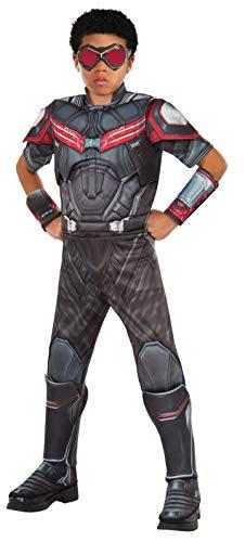 コスプレ衣装 コスチューム キャプテンアメリカ 620599_S Rubie's Costume Captain America: Civil War Falcon Deluxe Muscle Chest Child Costume, Smallコスプレ衣装 コスチューム キャプテンアメリカ 620599_S