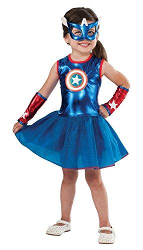 コスプレ衣装 コスチューム その他 620034_TODD Rubie's Marvel Classic Child's American Dream Costume, Toddlerコスプレ衣装 コスチューム その他 620034_TODD