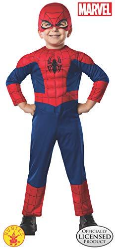 コスプレ衣装 コスチューム スパイダーマン 620009_TODD Rubie's Marvel Ultimate Spider-Man Costume, Toddler, As Shownコスプレ衣装 コスチューム スパイダーマン 620009_TODD