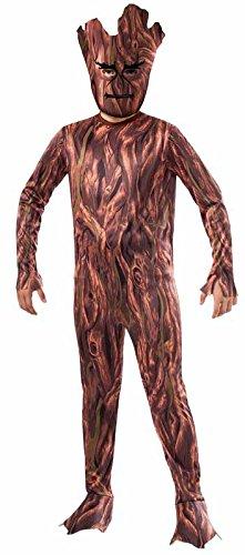 コスプレ衣装 コスチューム その他 610619_S Rubie's Costume Guardians of the Galaxy Groot Child's Costume, One Color, Smallコスプレ衣装 コスチューム その他 610619_S