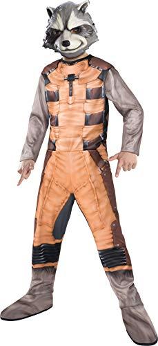 コスプレ衣装 コスチューム その他 620000_S Rubies Guardians of The Galaxy Rocket Raccoon Costume, Child Smallコスプレ衣装 コスチューム その他 620000_S