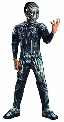 コスプレ衣装 Avengers Largeコスプレ衣装 Costume, Deluxe Rubie's Costume of 2 610442_L Child's 610442_L その他 Ultron その他 Ultron コスチューム コスチューム Age