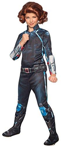 コスプレ衣装 コスチューム その他 610444_M 【送料無料】Rubie's Costume Avengers 2 Age of Ultron Child's Deluxe Black Widow Costume, Mediumコスプレ衣装 コスチューム その他 610444_M