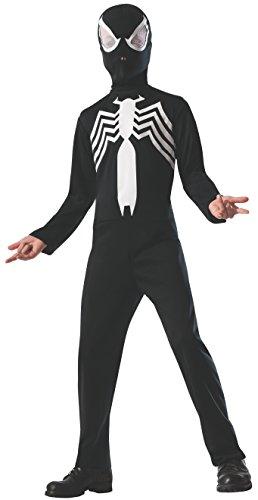 コスプレ衣装 コスチューム スパイダーマン 880797_L Rubie's Marvel Ultimate Spider-Man / Venom Black Costume, Child Large - Large One Colorコスプレ衣装 コスチューム スパイダーマン 880797_L