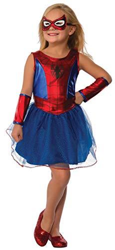コスプレ衣装 コスチューム その他 880853_L Rubie's Marvel Classic Child's Spider-Girl Costume, Largeコスプレ衣装 コスチューム その他 880853_L