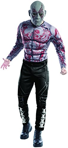 コスプレ衣装 コスチューム その他 880810 Rubie's Men's Guardians of The Galaxy Drax Costume, GOTG, Standardコスプレ衣装 コスチューム その他 880810