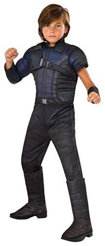 コスプレ衣装 コスチューム キャプテンアメリカ 620598_M Rubie's Costume Captain America: Civil War Hawkeye Deluxe Muscle Chest Child Costume, Mediumコスプレ衣装 コスチューム キャプテンアメリカ 620598_M