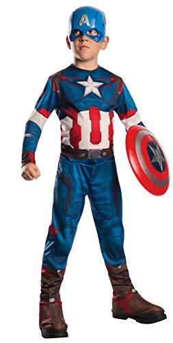コスプレ衣装 コスチューム キャプテンアメリカ 610424_M 【送料無料】Rubie's Costume Avengers 2 Age of Ultron Child's Captain America Costume, Mediumコスプレ衣装 コスチューム キャプテンアメリカ 610424_M