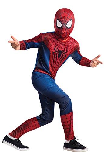 コスプレ衣装 コスチューム スパイダーマン 880603_M 【送料無料】The Amazing Spider-man 2, Spider-man Value Costume, Child Medium (8-10)コスプレ衣装 コスチューム スパイダーマン 880603_M