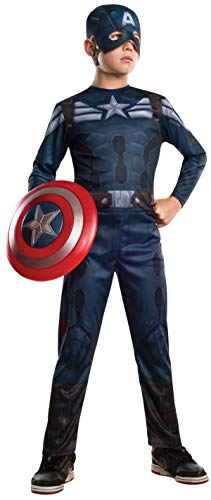 コスプレ衣装 コスチューム キャプテンアメリカ 885074_L Rubies Captain America: The Winter Soldier Stealth Suit Costume, Child Largeコスプレ衣装 コスチューム キャプテンアメリカ 885074_L