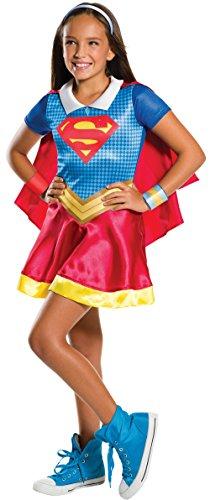 コスプレ衣装 コスチューム スーパーガール 620742_S DC Superhero Girls Supergirl Costume, Smallコスプレ衣装 コスチューム スーパーガール 620742_S